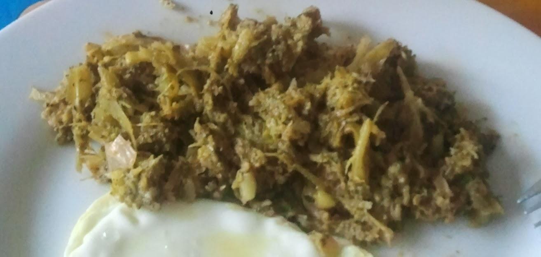 Brócolis Esparragados A La Andaluza.