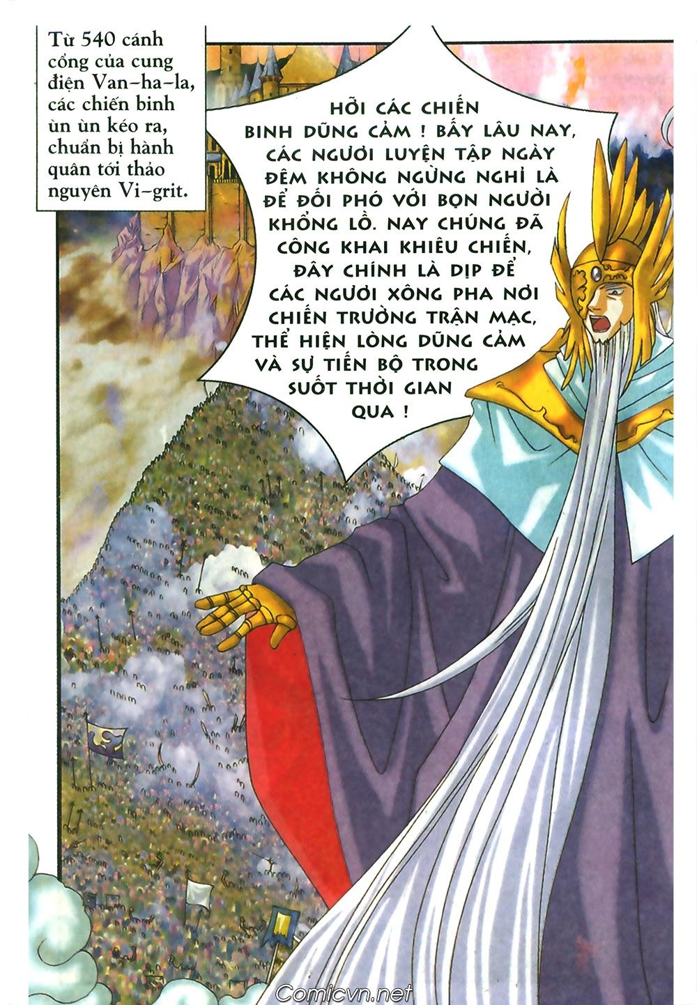 Thần thoại Bắc Âu - Chapter 49: Một thế giới mới - Pic 5