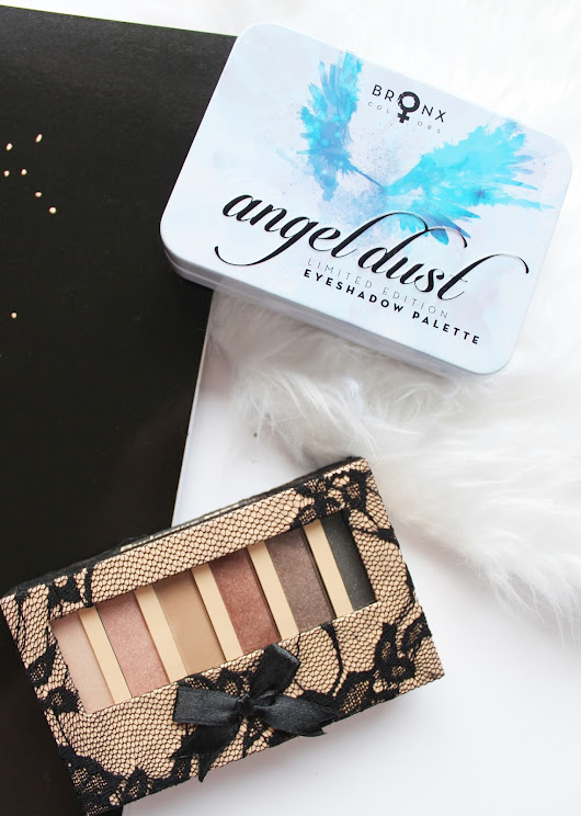 CassandraMyee | NZ Beauty Blog: BRONX COLORS | Burlesque + Angel Dust Eyeshadow Palettes - Review + Swatches