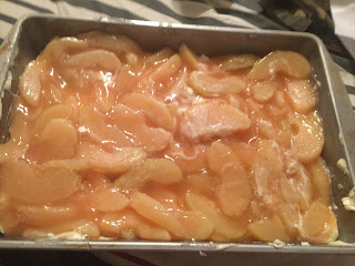 Baked Apple Delight, dessert with crescent rolls, yummy easy desserts