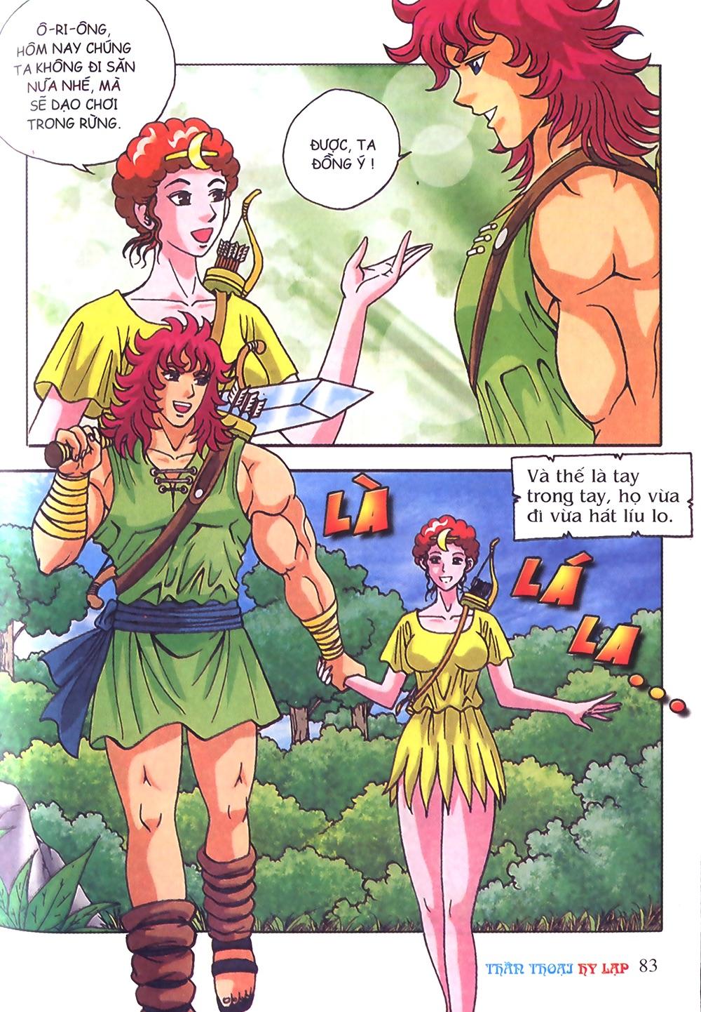 Thần Thoại Hy Lạp Màu - Chapter 58: Cuộc chiến định mệnh 2 - Pic 30