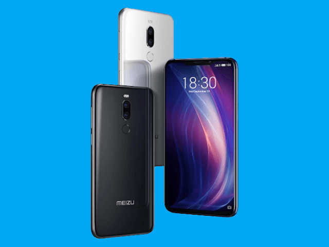 Meizu X8 now available in the Philippines, priced at PHP 16,990