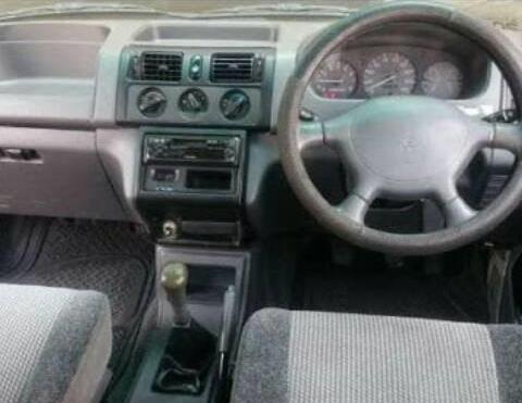 Mitsubishi Kuda tahun 2003 bekas