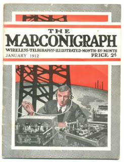The Marconigraph, January 1912 (From American Radio History site)