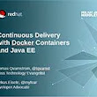 Continuous Delivery with Docker Containers and Java EE