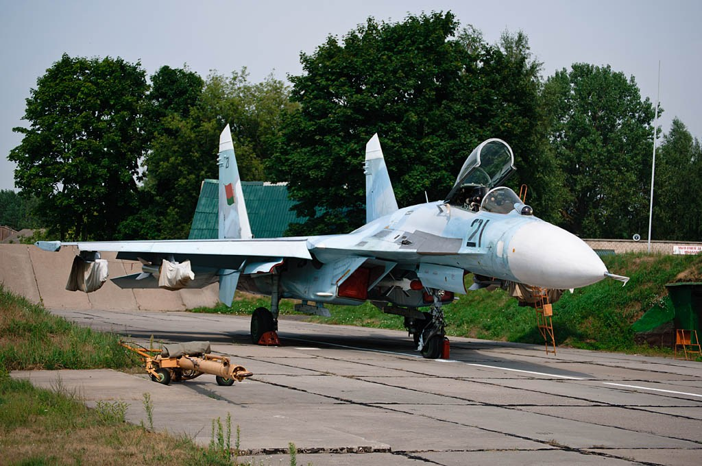 Image result for Su-27S belarus air force
