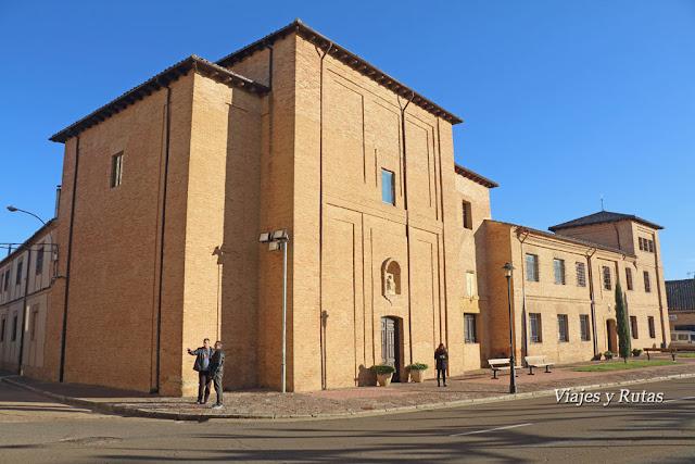 Monasterio de las Benedictinas, Sahagún de Campos, León