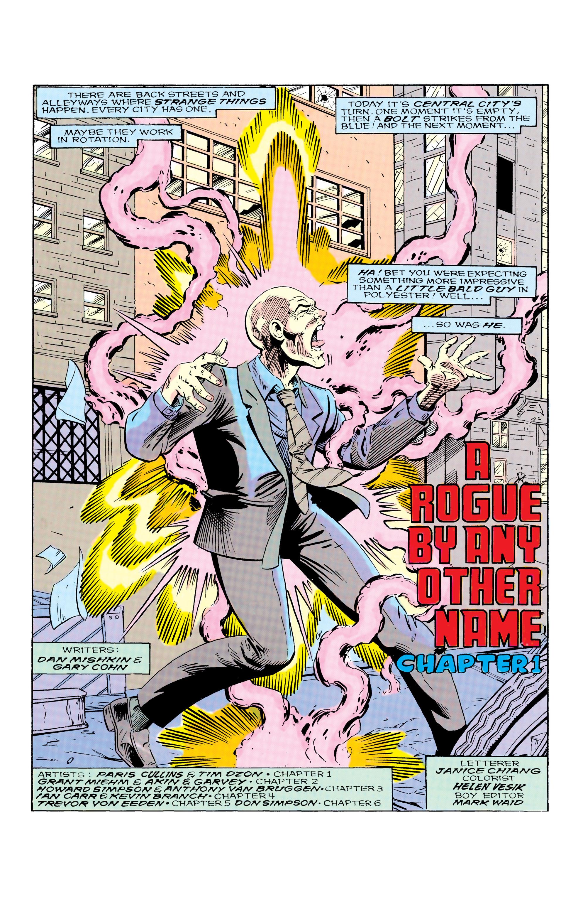 Read online Secret Origins (1986) comic -  Issue #41 - 2