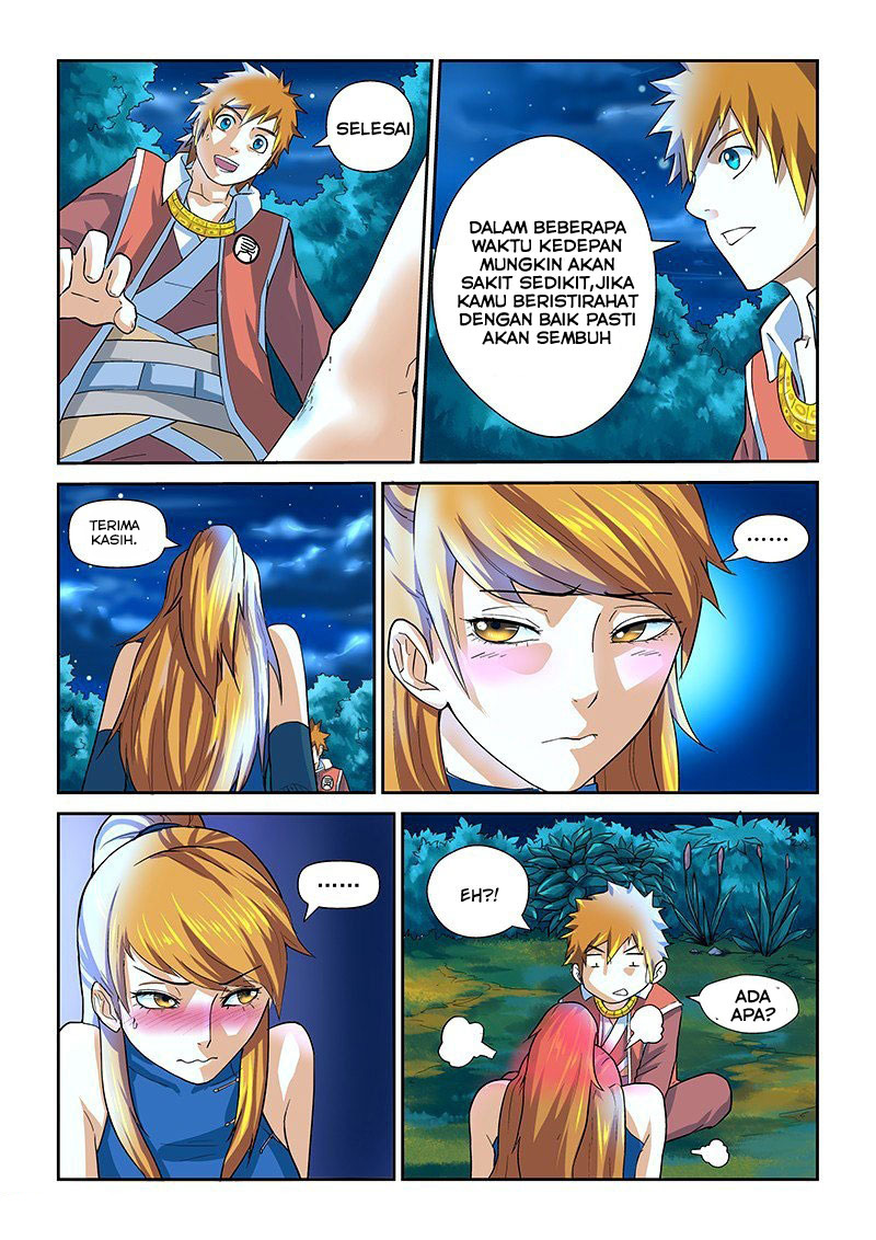 Tales of Demons and Gods Chapter 8