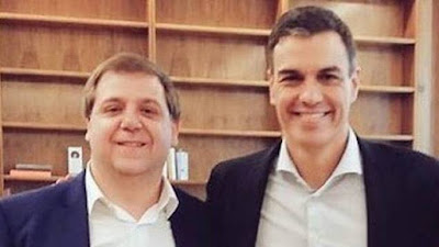Pedro Sánchez, correos, corrupción, enchufismo