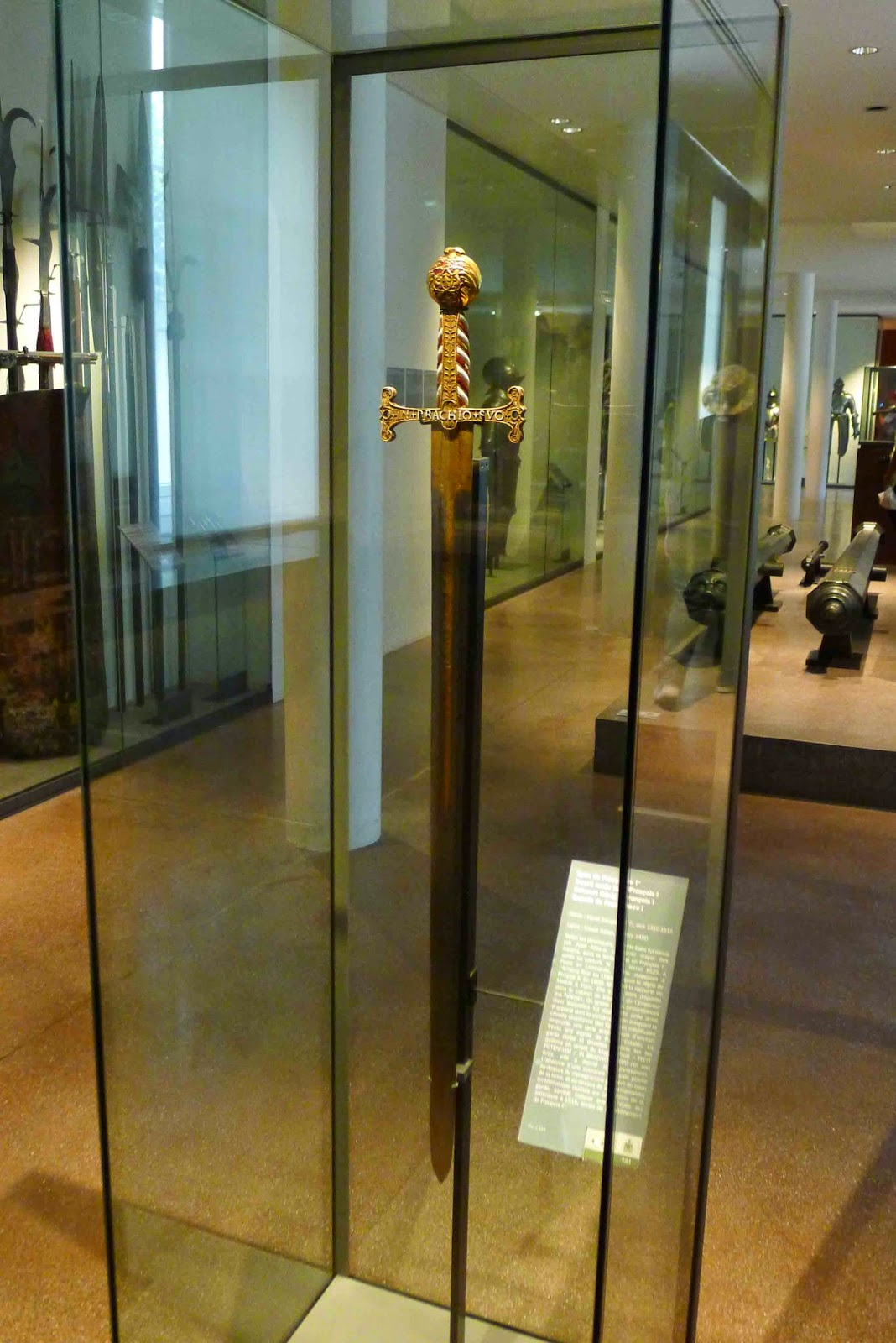 Sword of King Francis I