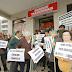 INCÊNDIOS - Desalojados exigem em Coimbra recuperação das habitações