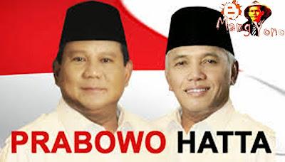 Prabowo - Hatta Calon presiden no.1 kampanye di Bandung