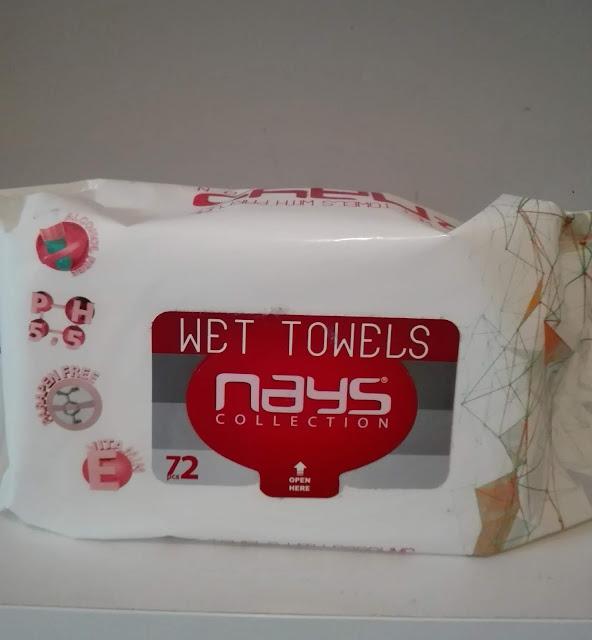 Nays Collection Kozmetik Ürünleri