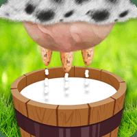 เกมส์รีดนมวัว