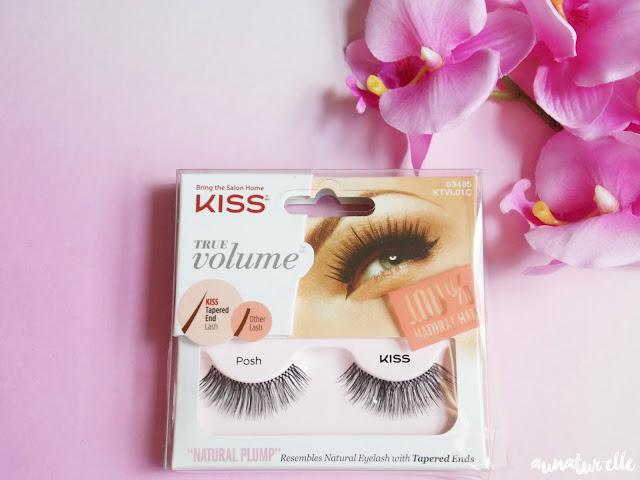 faux cils naturels - Kiss
