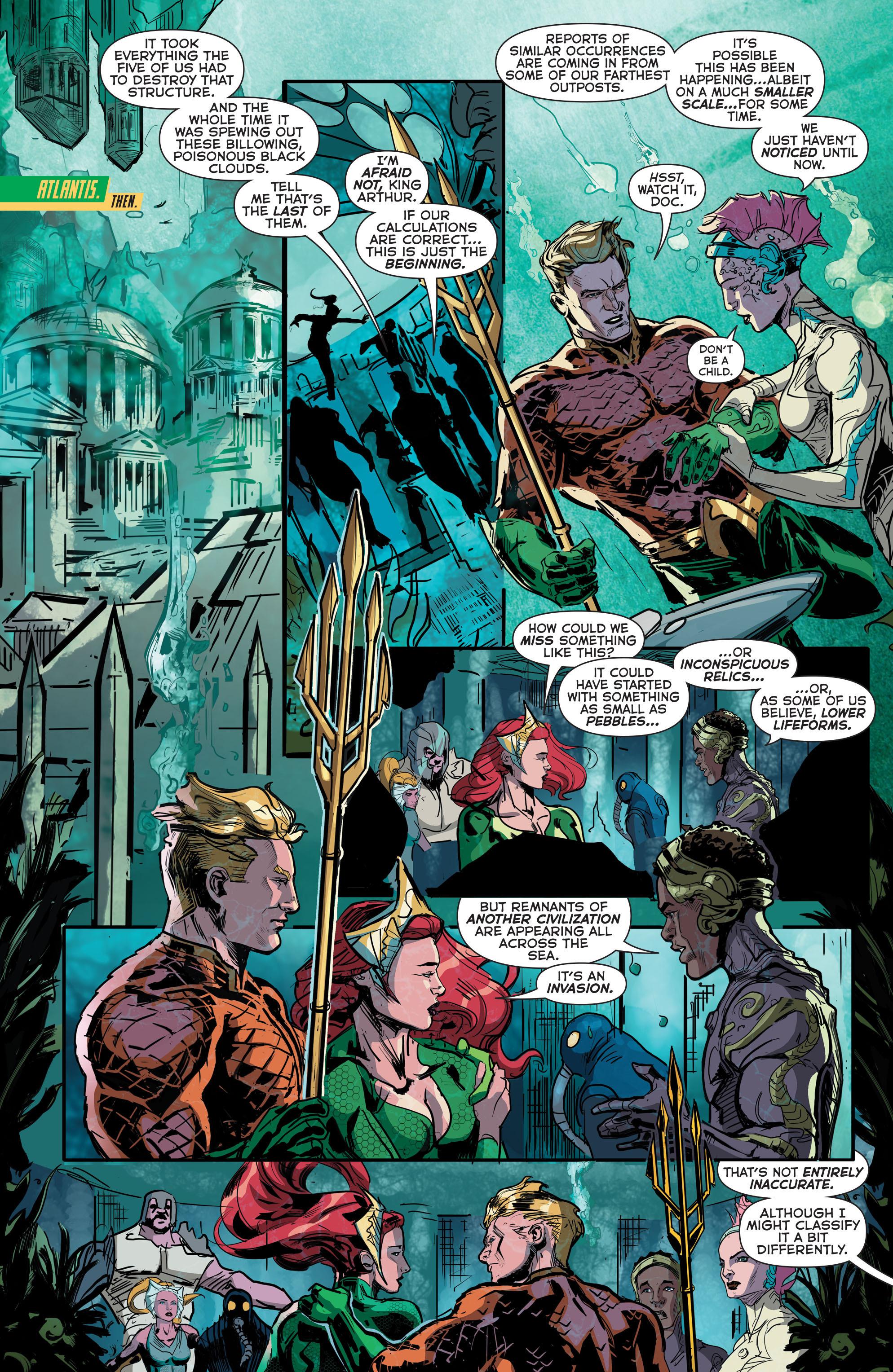 Read online Aquaman (2011) comic -  Issue #41 - 15