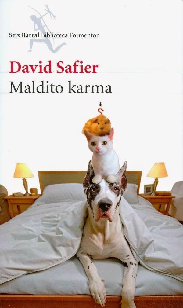 Maldito Karma, de David Safier