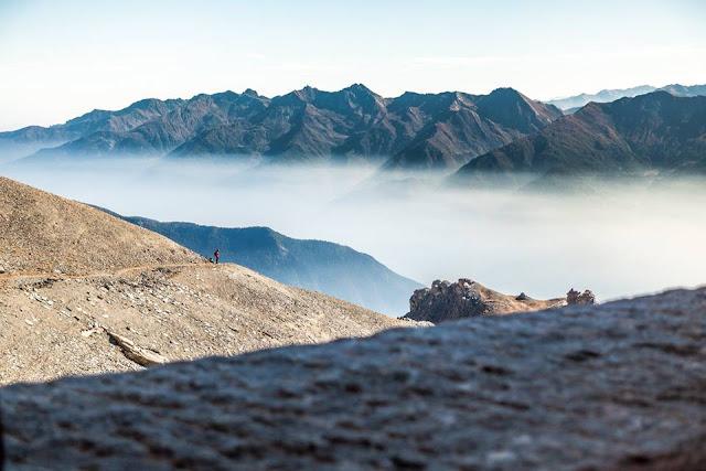 Der Höchste Berg der Alpen, bisher