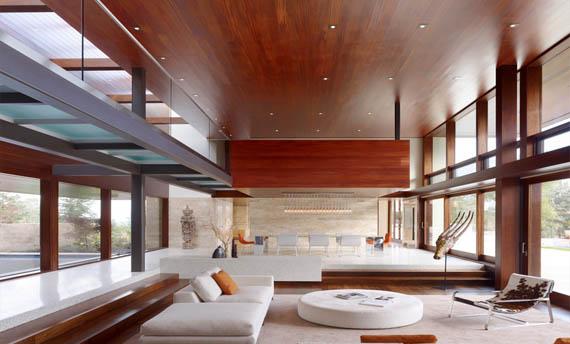 contoh plafon ruang tamu minimalis