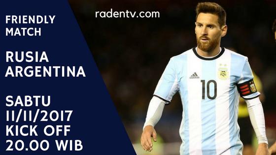 Rusia vs Argentina