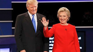 American presidential debates, Hillary Clinton vs. Donald Trump, the University of Washington, sexual harassment,Bill Clinton