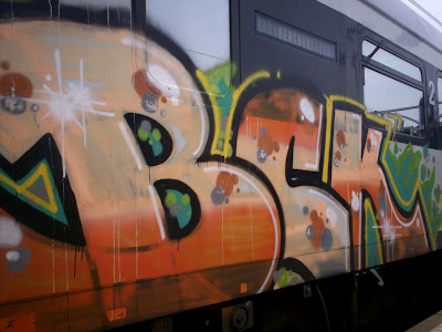 GRAFFITI - BCK CREW