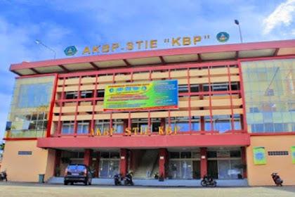 Pendaftaran Mahasiswa Baru (STIE-KBP-PADANG) 2021-2022