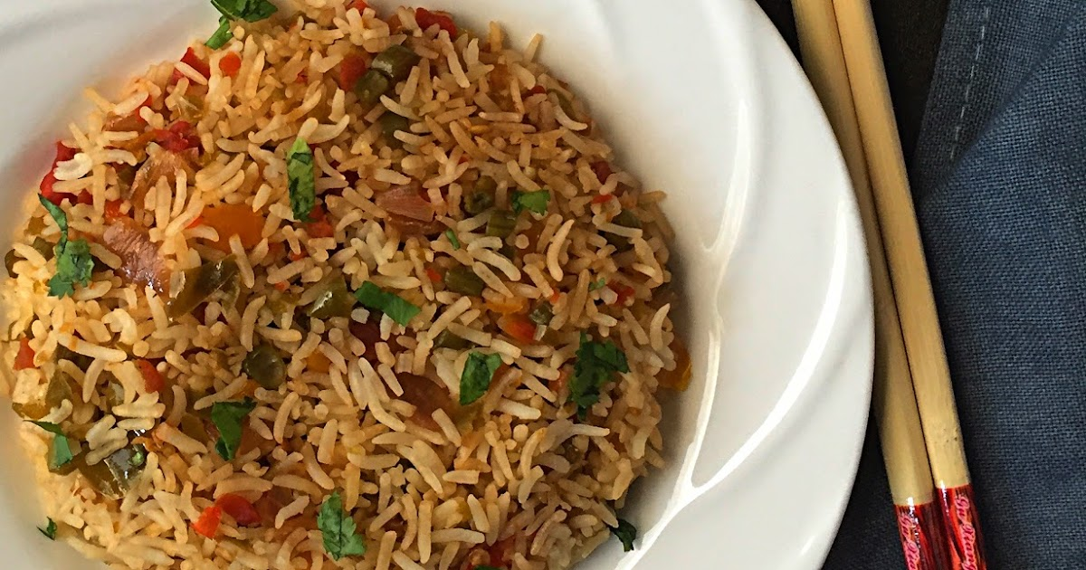 Masterchefmom chinese fried rice how to make chinese fried rice at home indo chinese dish - Six alternative uses of rice at home ...