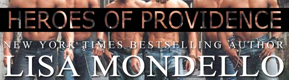 Heroes of Providence by Lisa Mondello