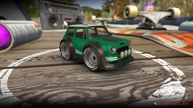 Table Top Racing World Tour Gameplay Screenshot 1