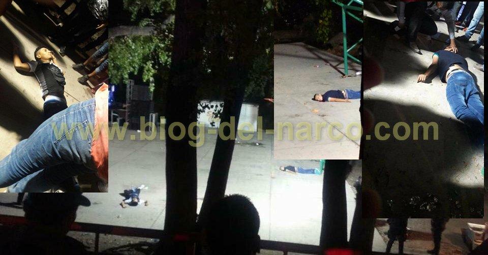 CD VICTORIA Fotografías ejecutan a 2 civiles y 5 menores son heridos de bala