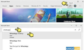 Step 6 Cara Install Aplikasi Gratis Melalui Microsoft Store Windows 10