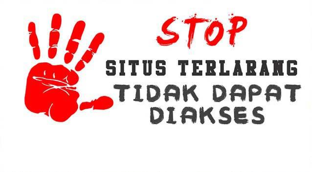 Inilah Beberapa Situs Terlarang Yang Tidak Bisa Diakses Di Indonesia