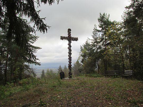 Krzyż na Skiełku.