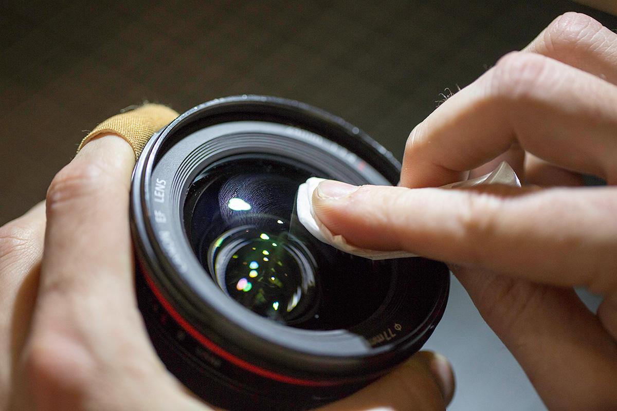 Cara Menghilangkan Jamur pada Lensa atau Kamera | Blog Banten Kamera