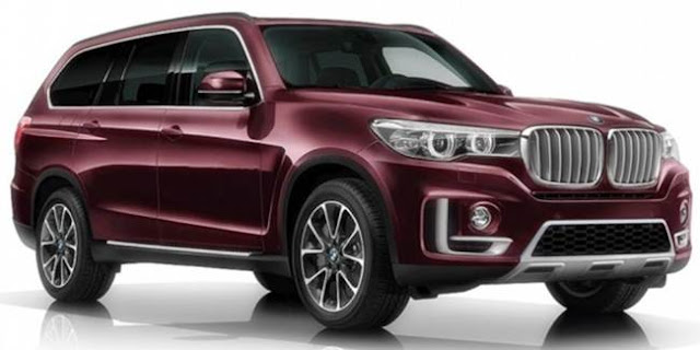2018 BMW X7 Redesign, Release Date