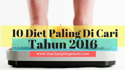 Diet Paling Dicari