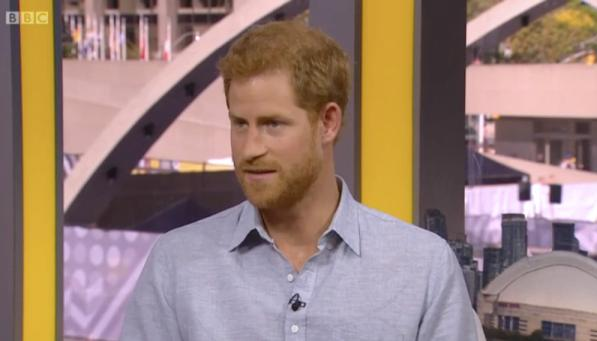 Prince Harry: Thanks to my military service, my life has changed for the better