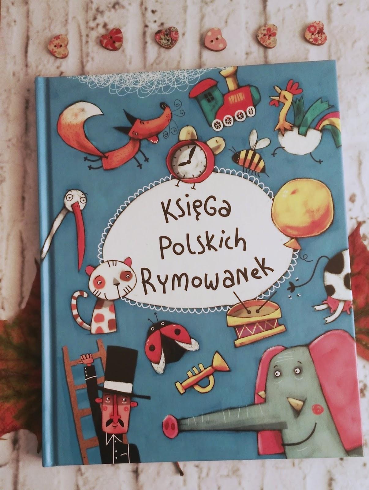 Księga polskich rymowanek -recenzja
