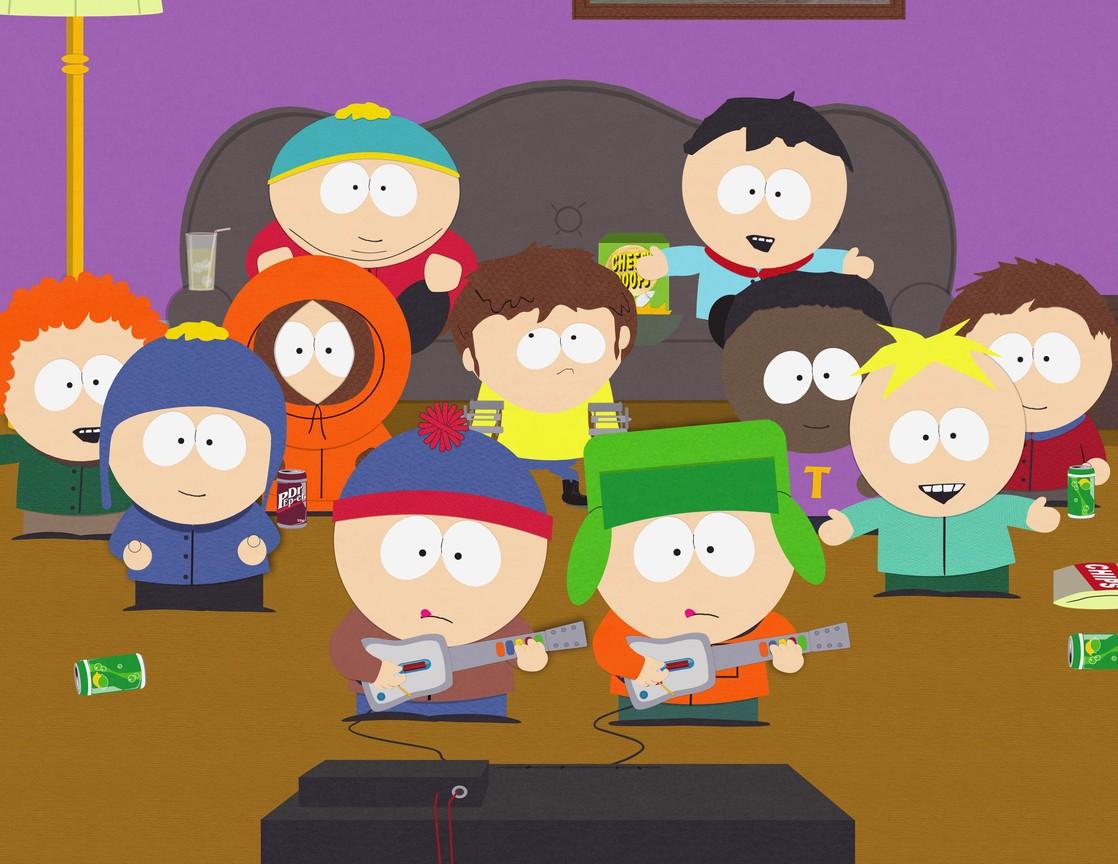South Park - Season 11 Episode 13: Guitar Queer-o