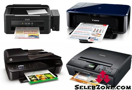 Daftar Harga Printer Murah Merk Canon,Epson,Hp,Brother Terbaru