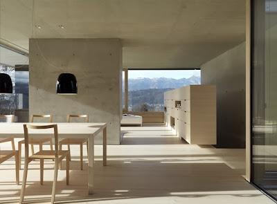 comedor arquitectónico