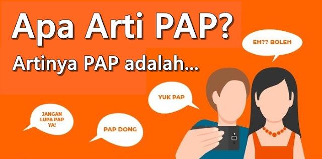 Apa Arti PAP? Artinya PAP adalah...