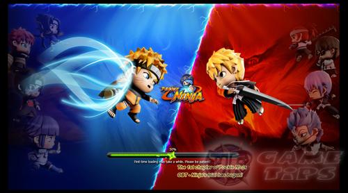 Pockie Ninja, PN II and Original: Character Skill Builds