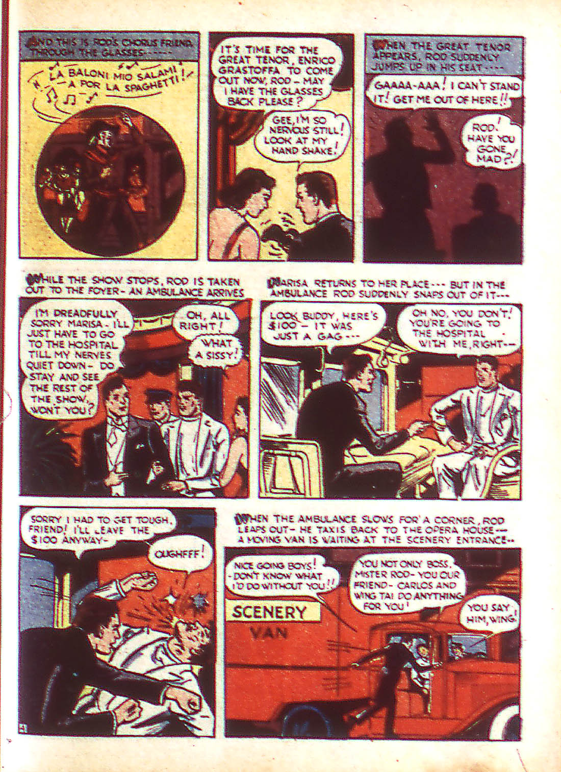 Flash Comics issue 22 - Page 41