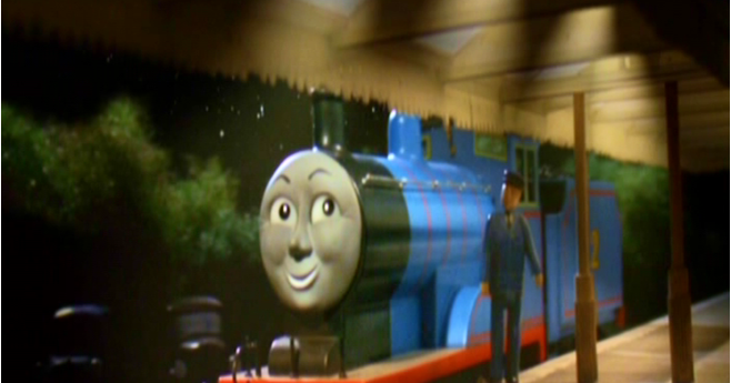 Tank Trouble 1 >> The Thomas and Friends Review Station: S7 Ep.5: Edward's ...