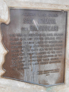 southern arizona highway historical marker