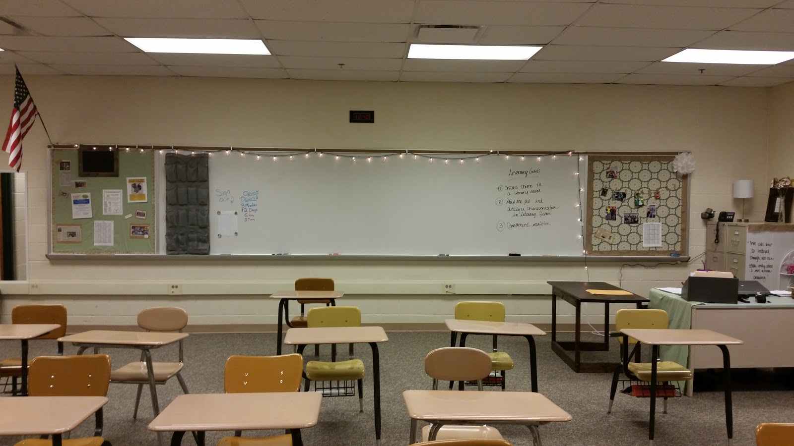 Why I Decorated My High School Classroom