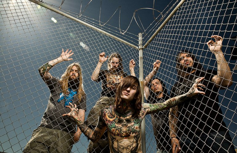 Suicide Silence - Live in Paris (2009)